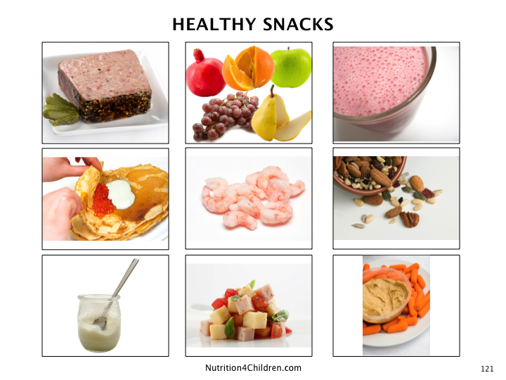 Healthy Snacks for Toddlers Over 12 Months
