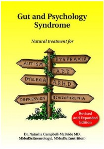 "Book ""Gut and Psychology Syndrome"""
