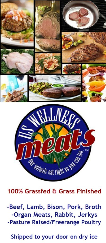 US Wellness Grassfed beef lamb pork beyond organic quality